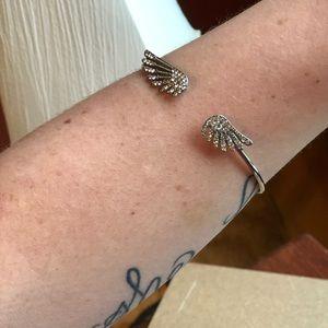 Jewelry - Wing Bangle Bracelet